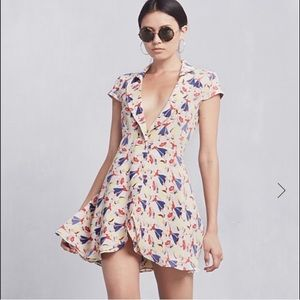 Reformation Sydney Dress XS